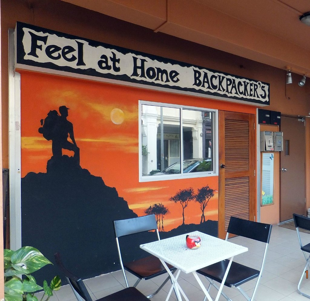 ‪Feel At Home Pte. Ltd. (Backpackers)‬