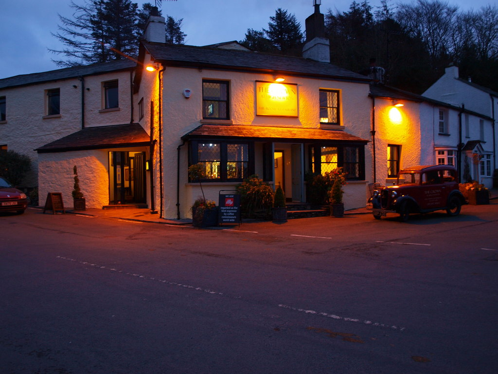 The Crown at High Newton