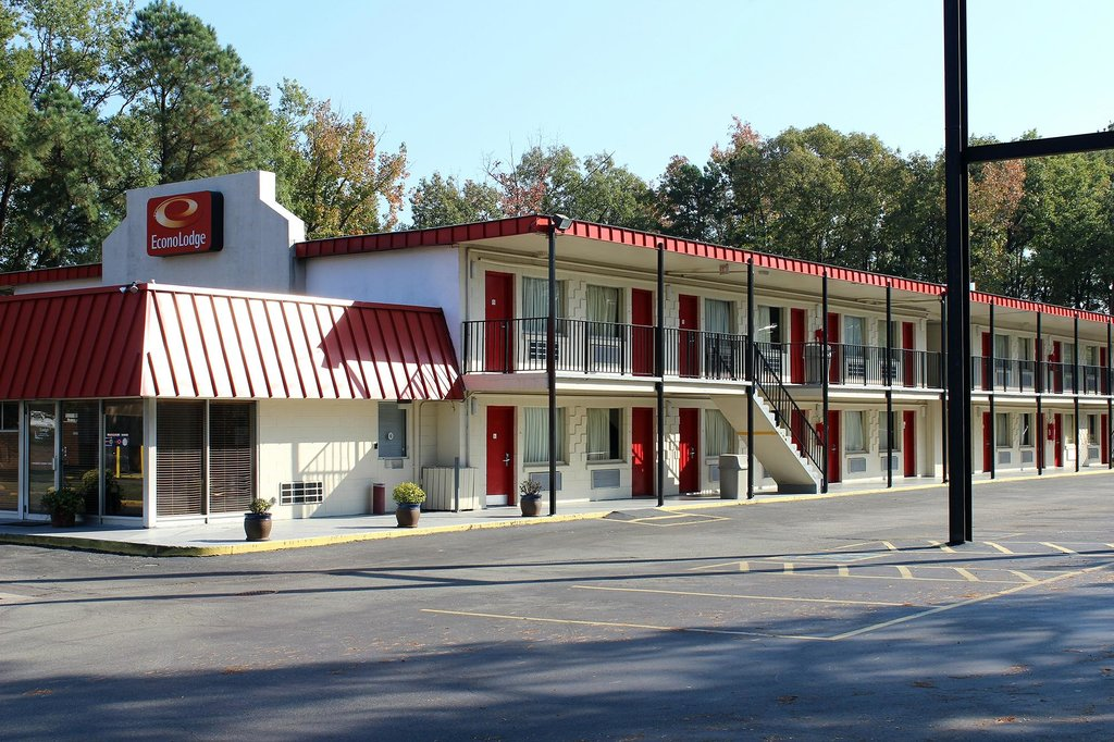 Econo Lodge Near Richmond National Battlefield Park