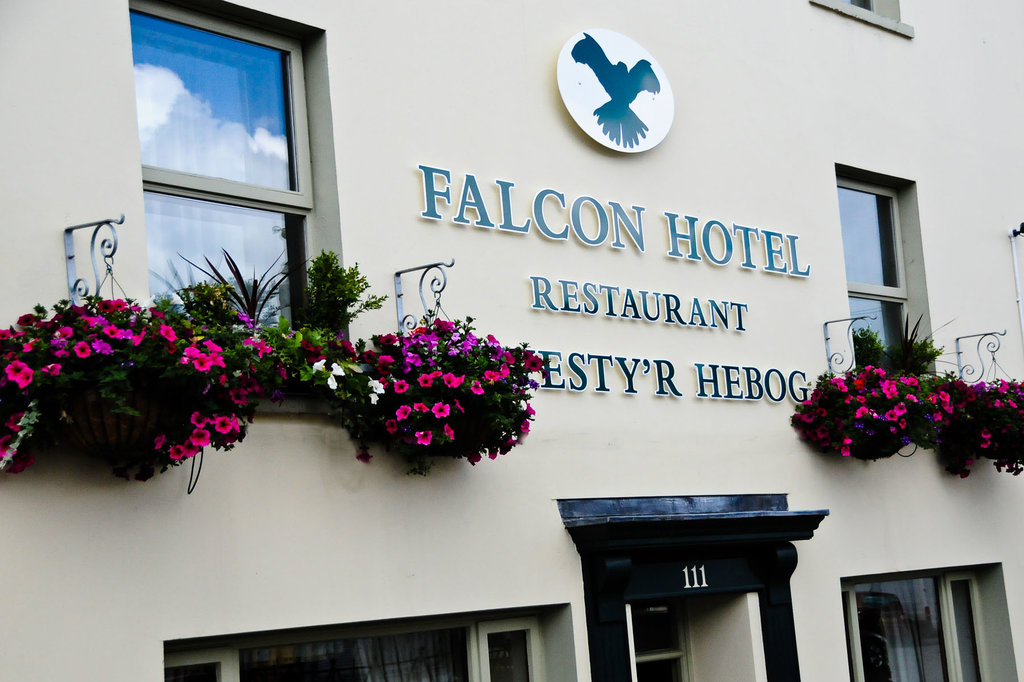 Falcon Hotel and Restaurant