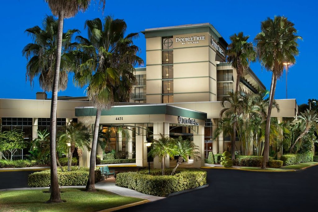 ‪DoubleTree by Hilton Hotel and Executive Meeting Center Palm Beach Gardens‬