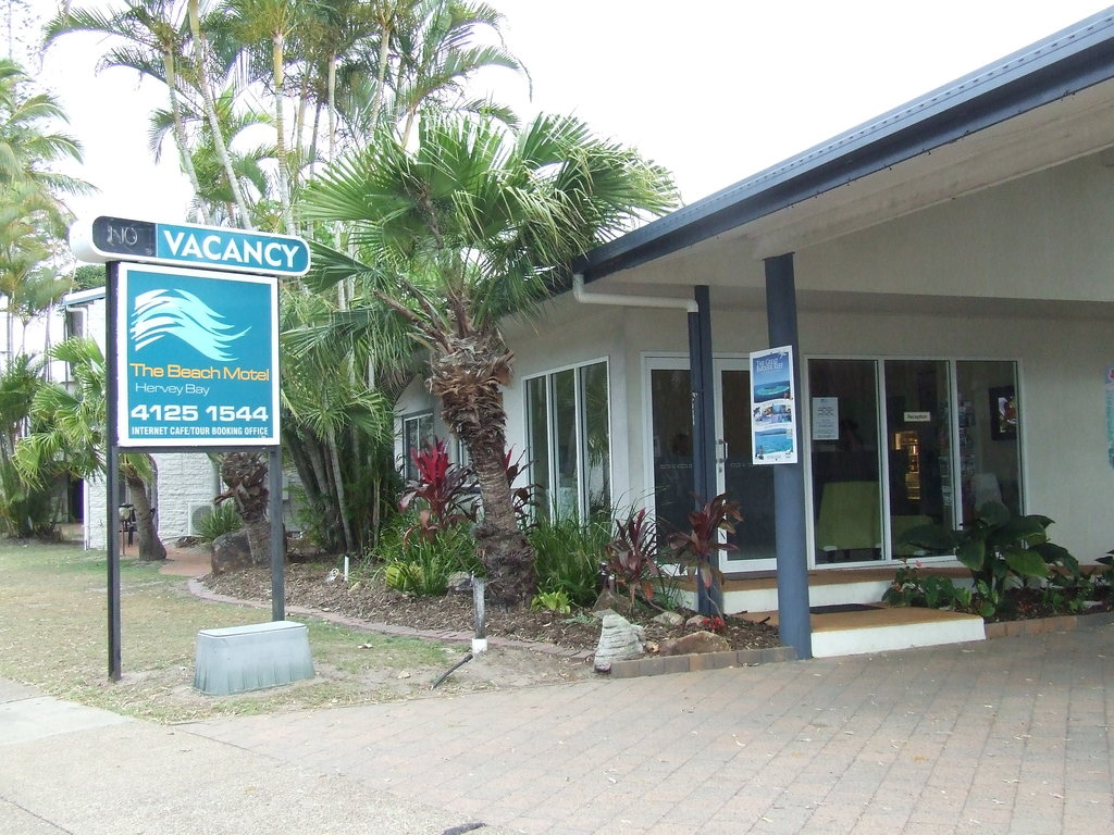 ‪The Beach Motel Hervey Bay‬