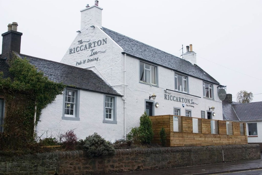 ‪The Riccarton inn‬