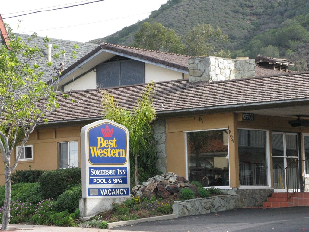 ‪BEST WESTERN Somerset Inn‬