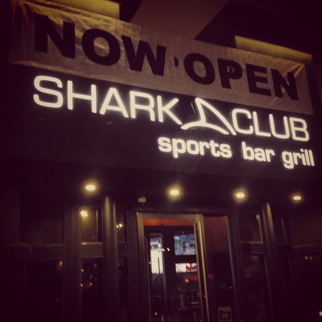 Shark Club Sports Bar & Grill