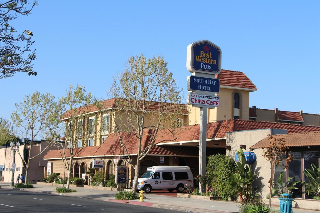 ‪BEST WESTERN PLUS South Bay Hotel‬