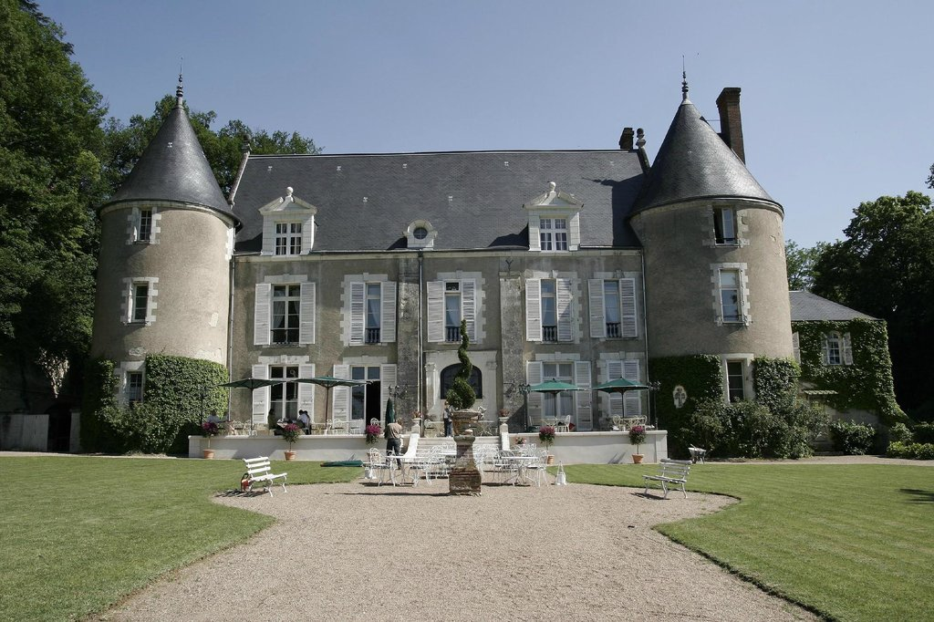 Chateau de Pray