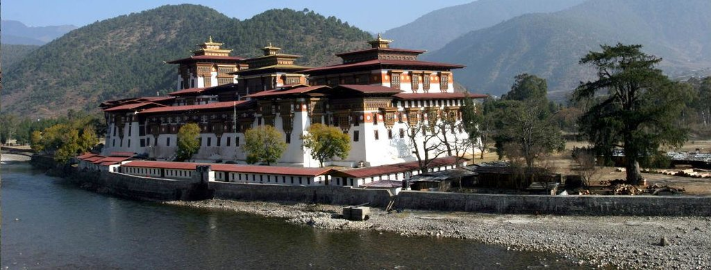 Bhutan Swallowtail Tours - Day Trips