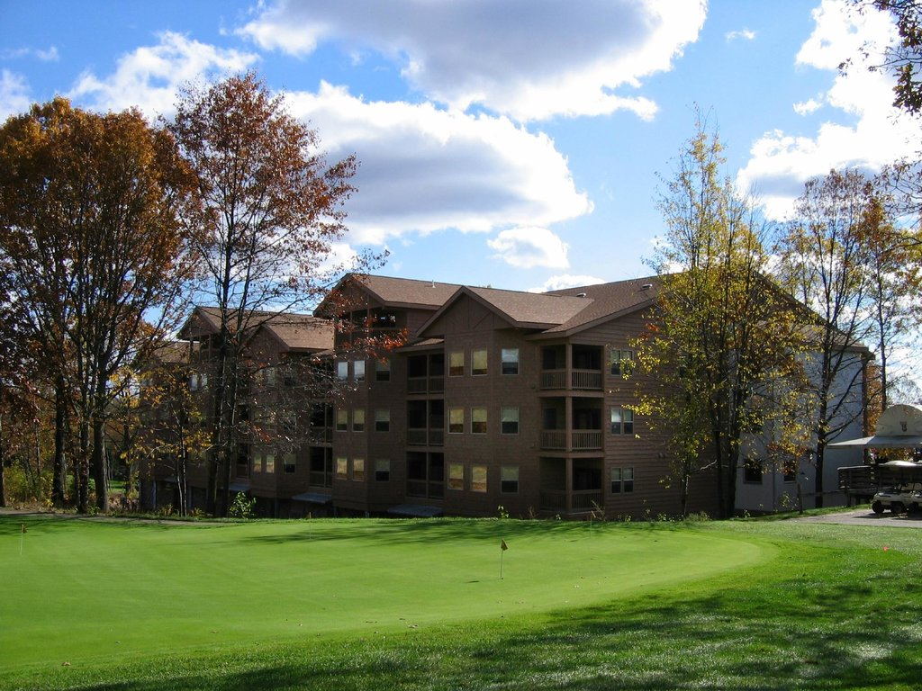 Double JJ Ranch & Golf Resort