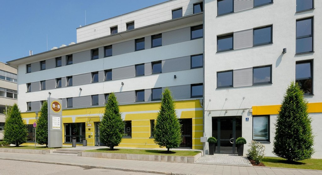 B&B Hotel Muenchen City-Nord