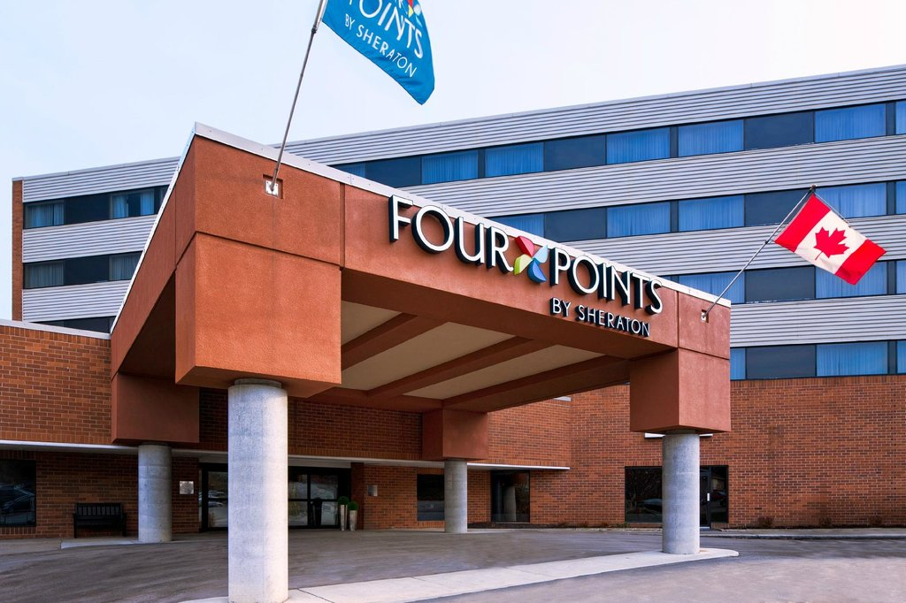 ‪Four Points by Sheraton Edmundston‬