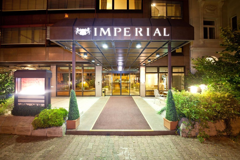 Novum Business Hotel Imperial Frankfurt Messe