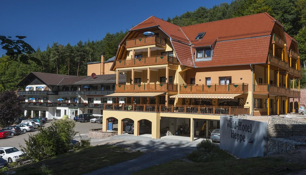 Wald-Hotel Heppe