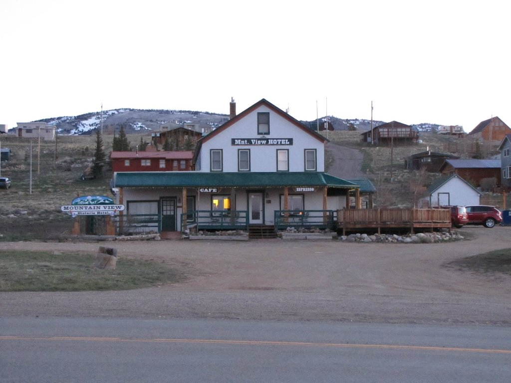 ‪Mountain View Historic Hotel‬