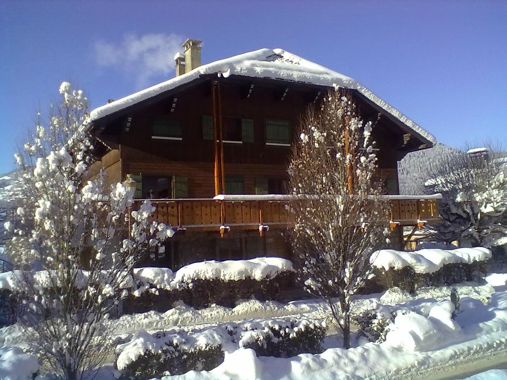 Chalet Ste. Marie