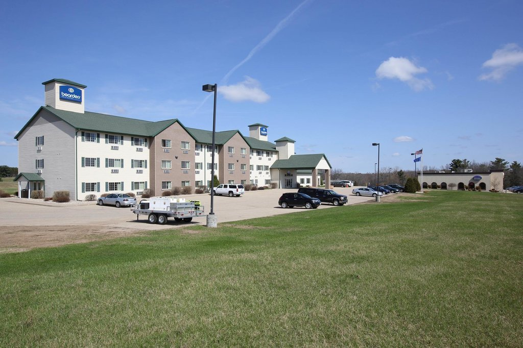 ‪Boarders Inn and Suites of Shawano‬