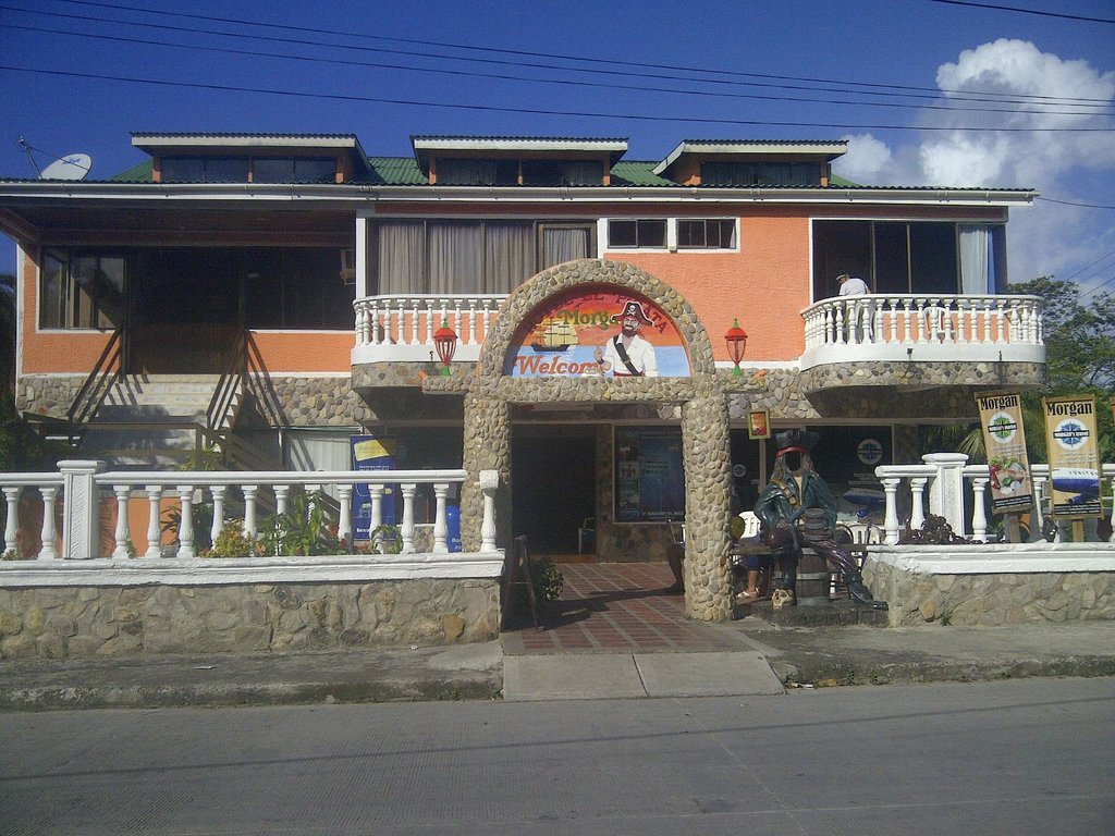Hotel El Pirata Morgan