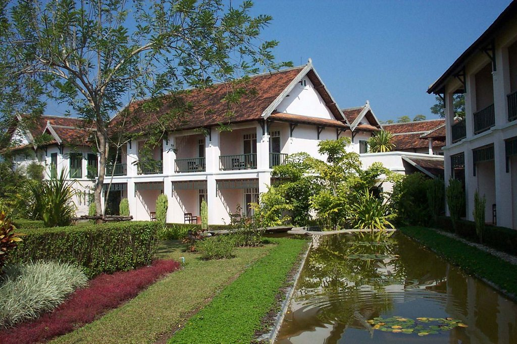 ‪The Grand Luang Prabang Hotel & Resort‬