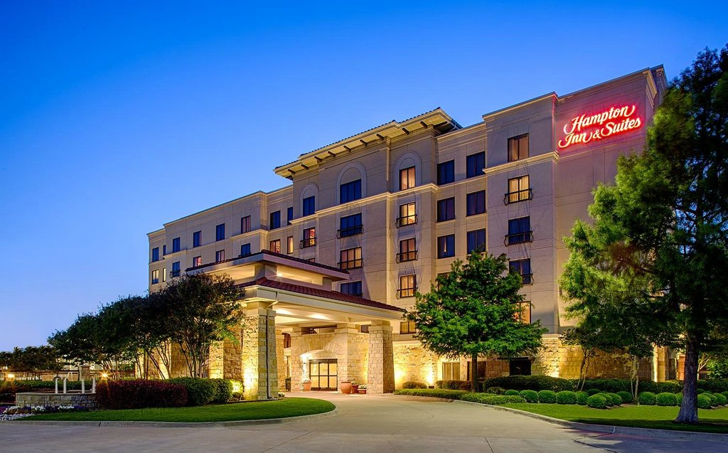 Hampton Inn & Suites Legacy Park-Frisco