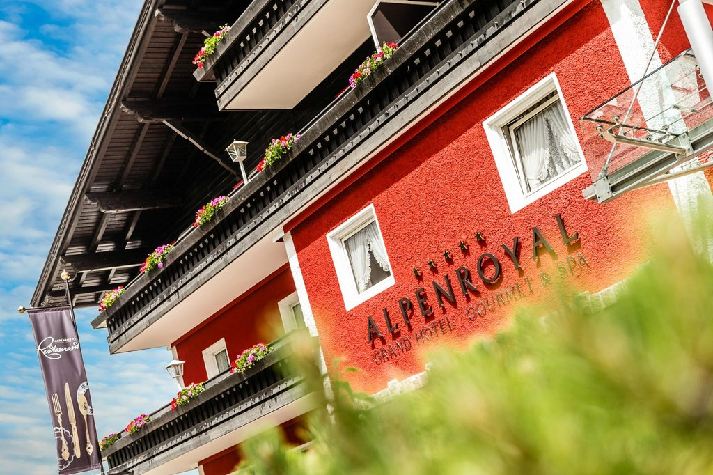 Alpenroyal Grand Hotel - Gourmet & Spa