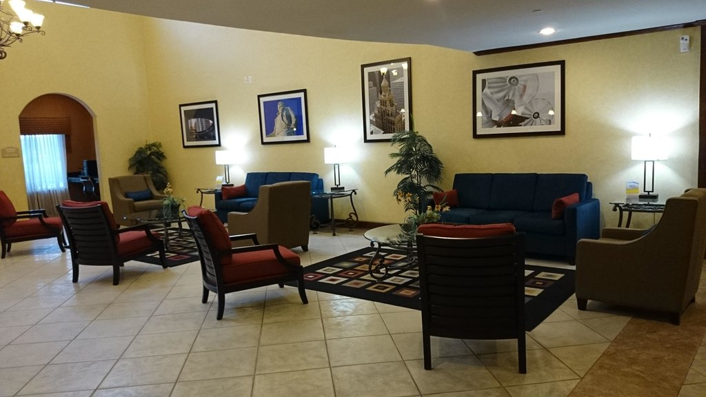 Comfort Suites Hobby Airport Houston