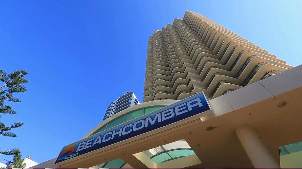 ‪Beachcomber Resort Surfers Paradise‬