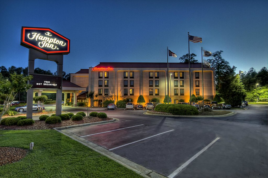 Hampton Inn -- Rocky Mount