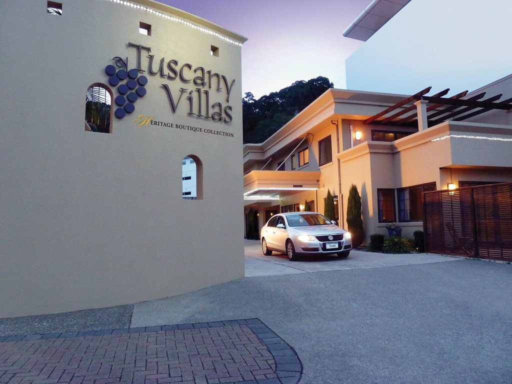 Tuscany Villas Whakatane Heritage Boutique Collection
