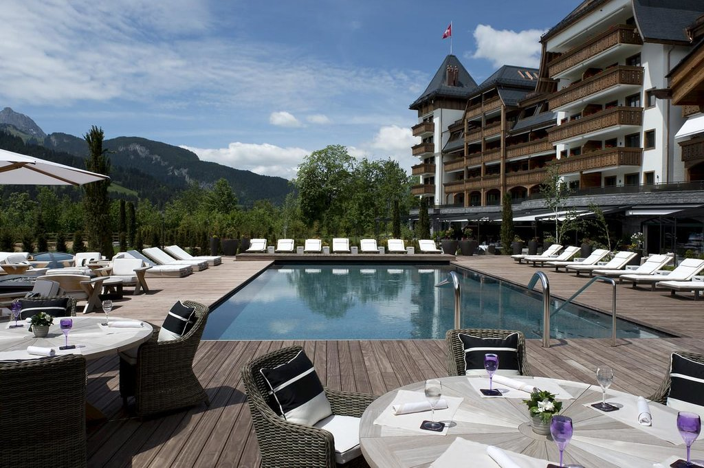 The Alpina Gstaad