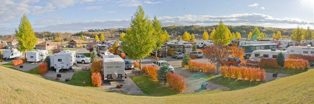 Bow Rivers Edge Campground