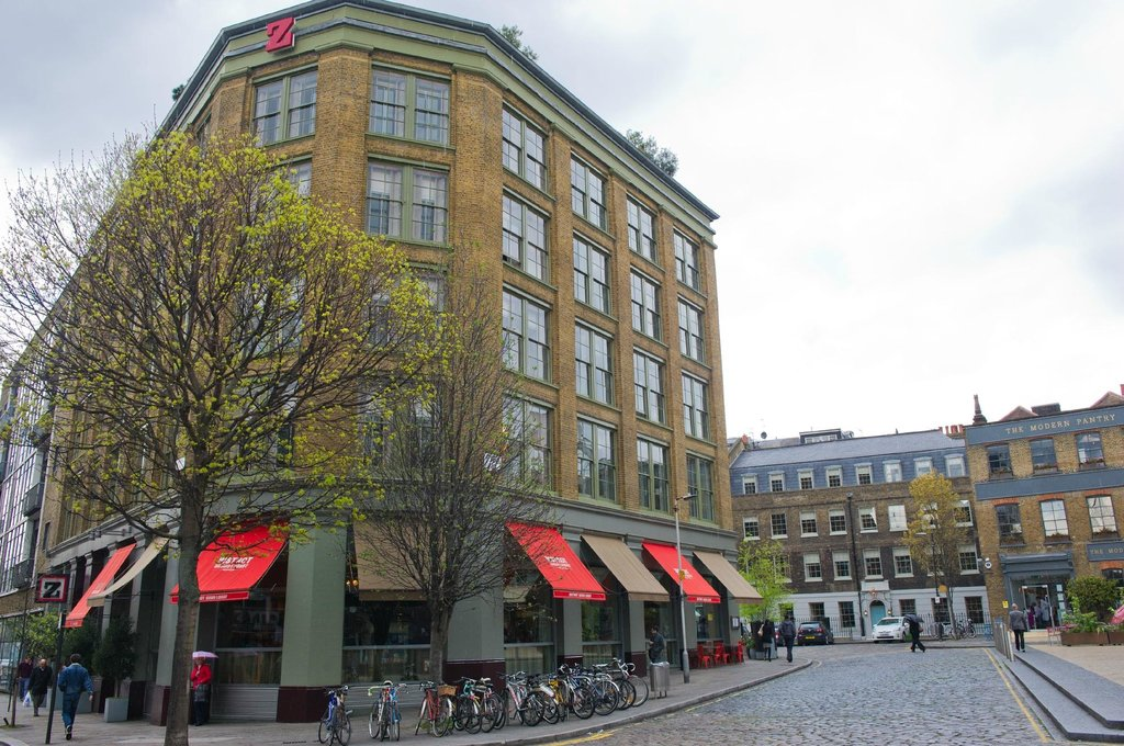 The Zetter Hotel & Townhouse