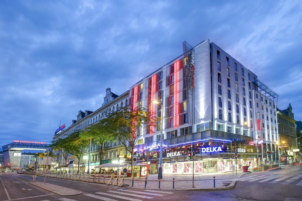 InterCityHotel Vienna