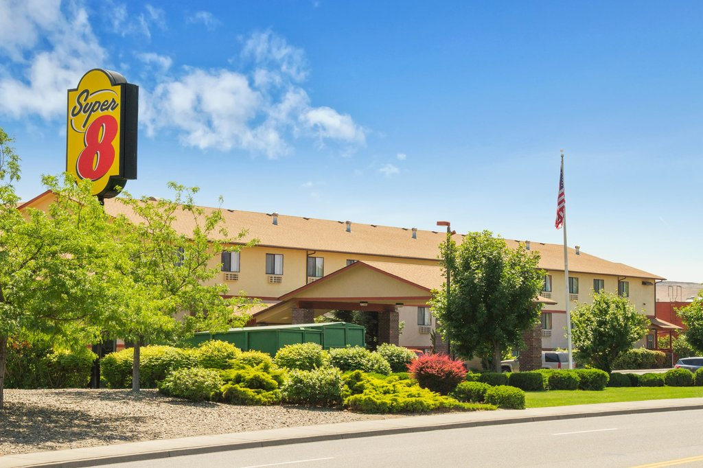 Super 8 Kennewick/Tri-Cities Area