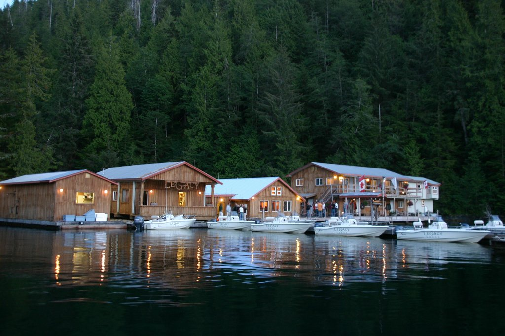 Legacy Lodge at Rivers Inlet