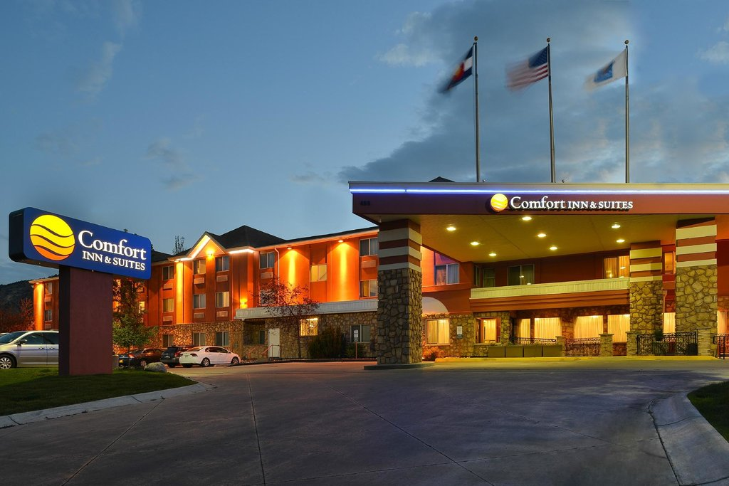 ‪Comfort Inn and Suites Durango, Colorado‬