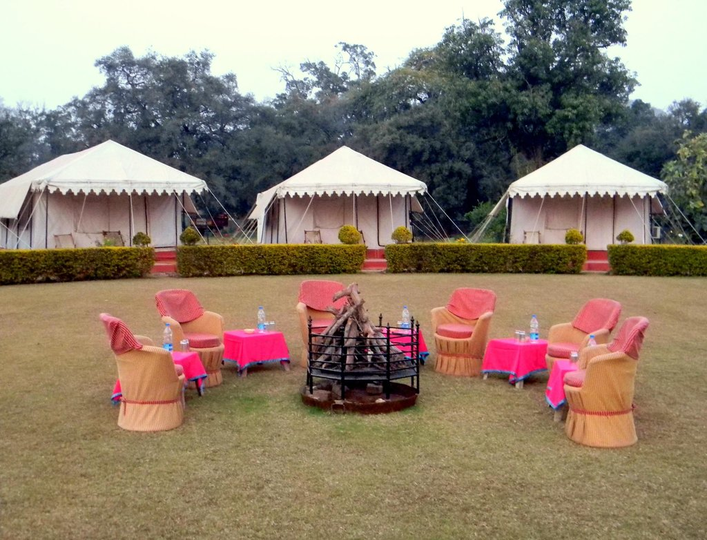 The Ummaid Bagh Resort