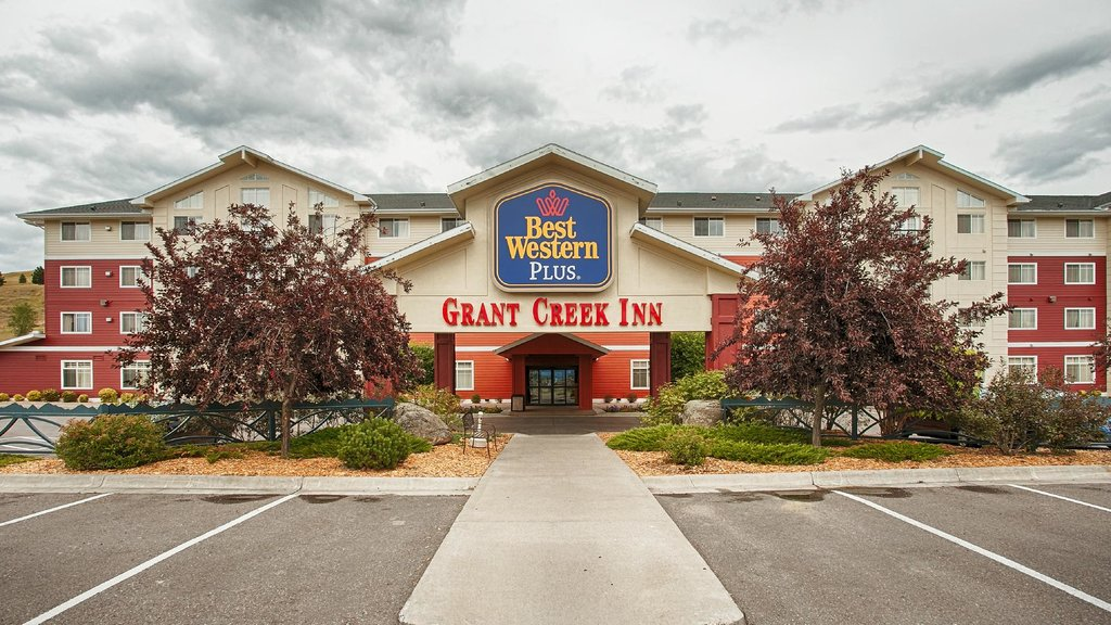 ‪BEST WESTERN PLUS Grant Creek Inn‬
