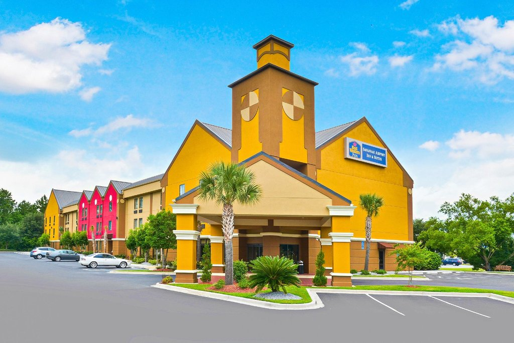 BEST WESTERN PLUS Savannah Airport Inn &