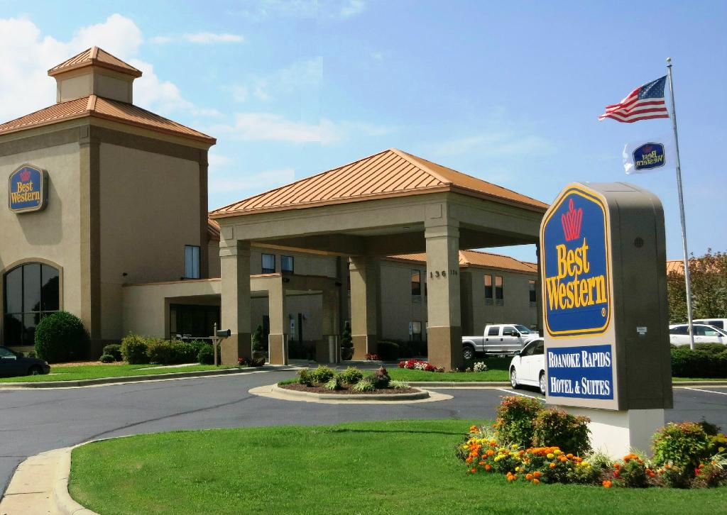 BEST WESTERN Roanoke Rapids Hotel & Suites