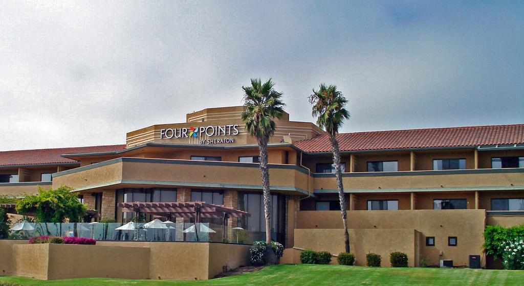‪Four Points by Sheraton Ventura Harbor‬