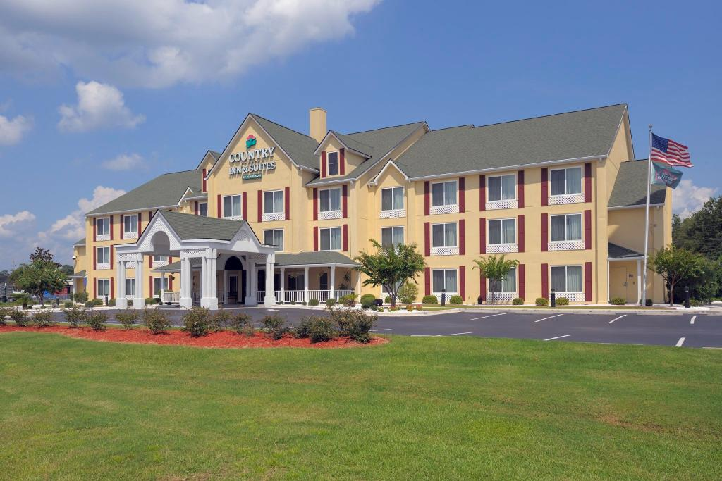 Country Inn & Suites By Carlson, Savannah I-95 North, GA