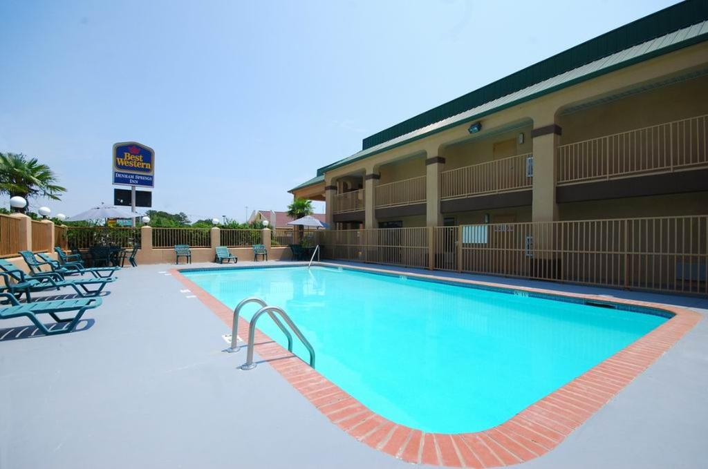 ‪Americas Best Value Inn - Denham Springs / Baton Rouge‬