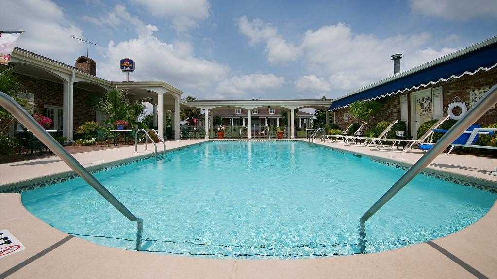 BEST WESTERN PLUS Santee Inn