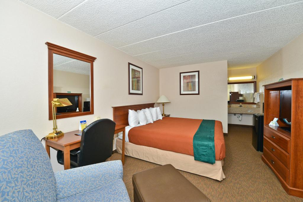 ‪BEST WESTERN Harrisonburg Inn‬