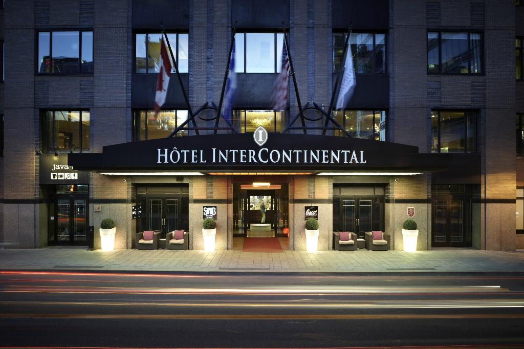 ‪InterContinental Montreal‬