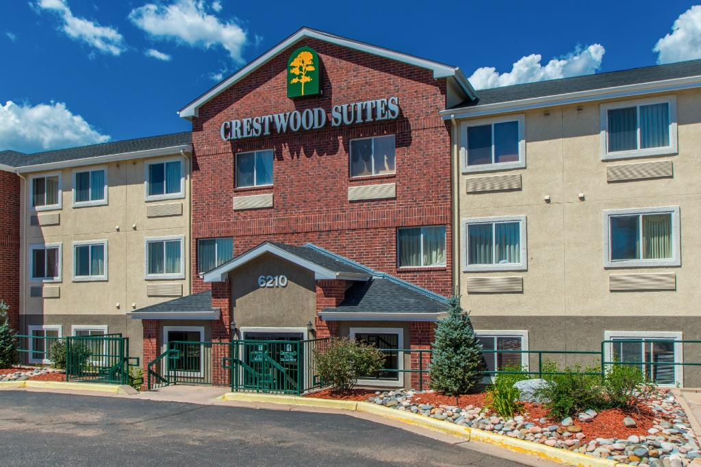 ‪Crestwood Suites of Colorado Springs‬
