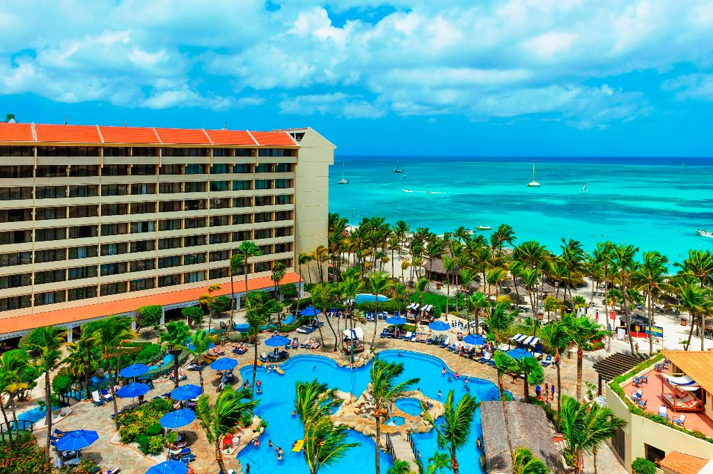 ‪Occidental Grand Aruba All Inclusive Resort‬