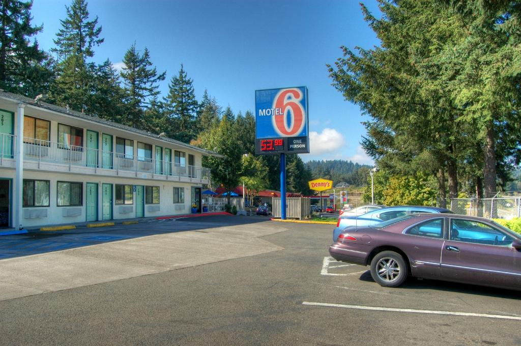 ‪Motel 6 Eugene South - Springfield‬