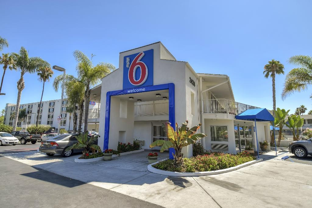 Motel 6 San Diego Hotel Circle- Mission Valley