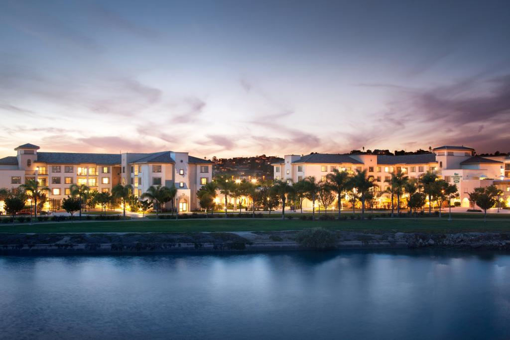‪Homewood Suites by Hilton San Diego Airport - Liberty Station‬